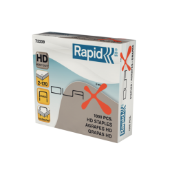 Zszywki Rapid DUAX - 1.000 sztuk