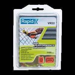 Rapid VR22 ocynkowane - 1100 sztuk