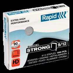 Zszywki Rapid 9/12-1M Super Strong