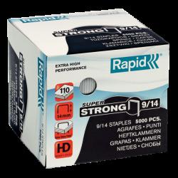 Zszywki Rapid 9/14-5M Super Strong