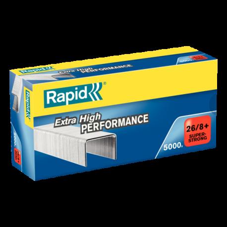 Zszywki Rapid 26/8+ Super Strong