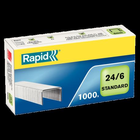 Zszywki Rapid 24/6-1M Standard