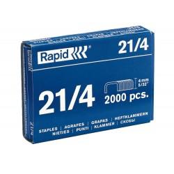 Zszywki rapid Blue 21/4